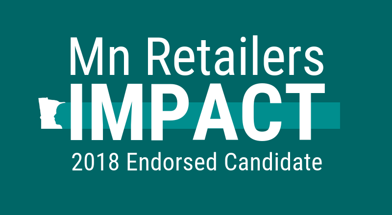 Mn Retailers IMPACT Endorses 2018 House Candidates