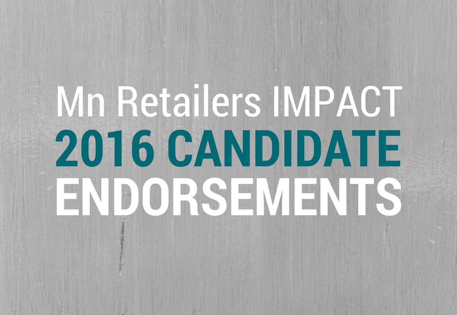 Mn Retailers IMPACT Endorses Candidates